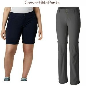 Columbia  Convertible Pants with zip off legs